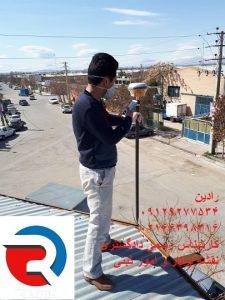 تهیه نقشه UTM با فرمت شهرداری